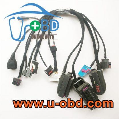 AUDI A8 4th KESSY key programming cables test platform