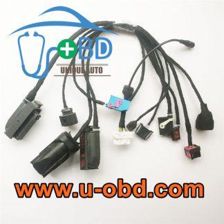 AUDI A8 KESSY key programming harness