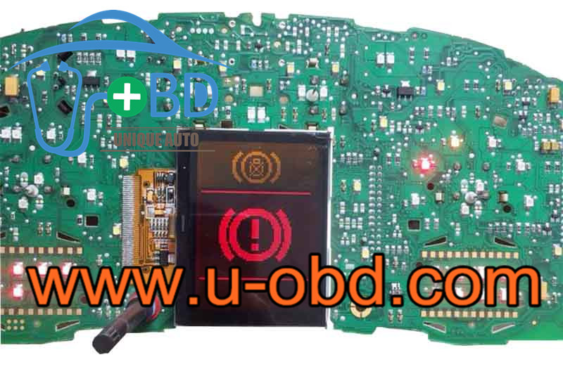 AUDI VW SEAT VDO instrument cluster screen LCD Dispaly