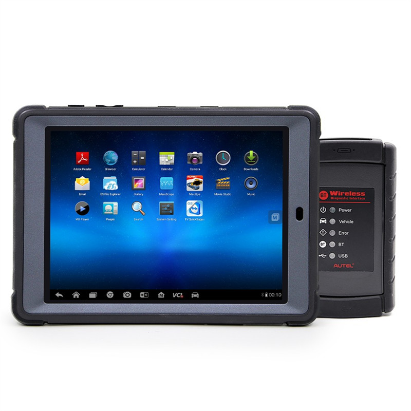 Autel MaxiSys Mini MS905 Diagnostic Analysis System with 7 9