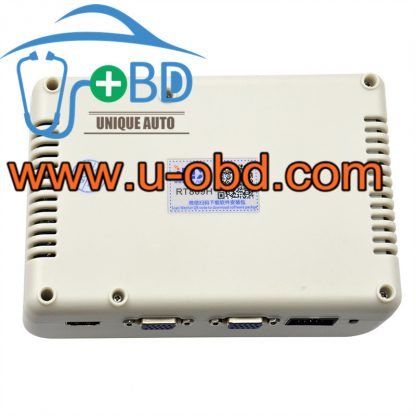 Automotive Navigation host Audio host programmer programming NOR NAND EMMC MCU ISP