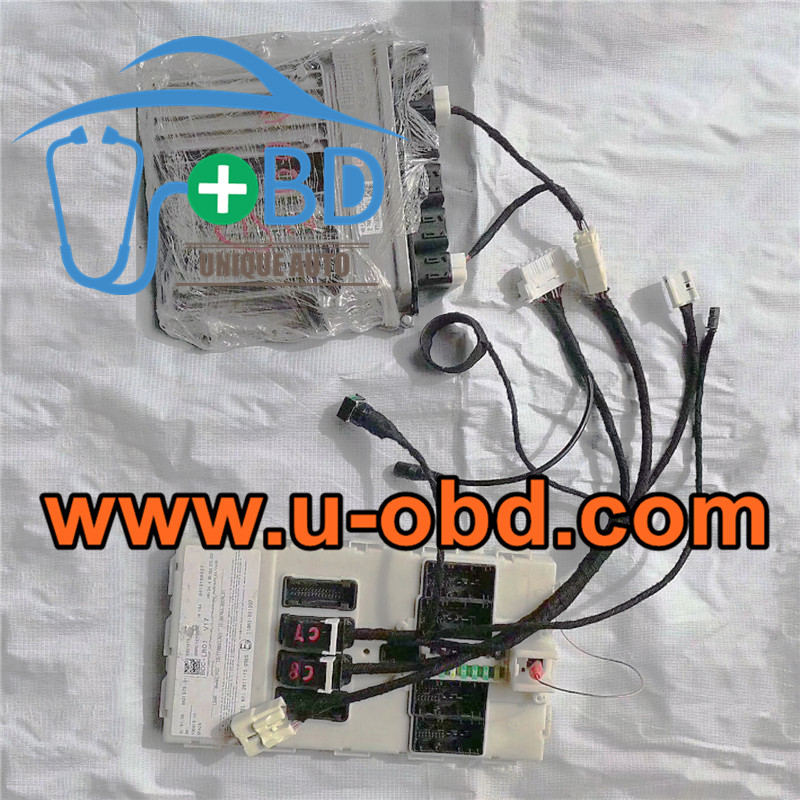 BMW B38 B48 N13 N20 N52 N55 MSV90 DME FEM BDC test platform