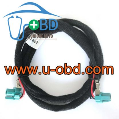 BMW LVDS wire video display cable NBT EVO transfer cables