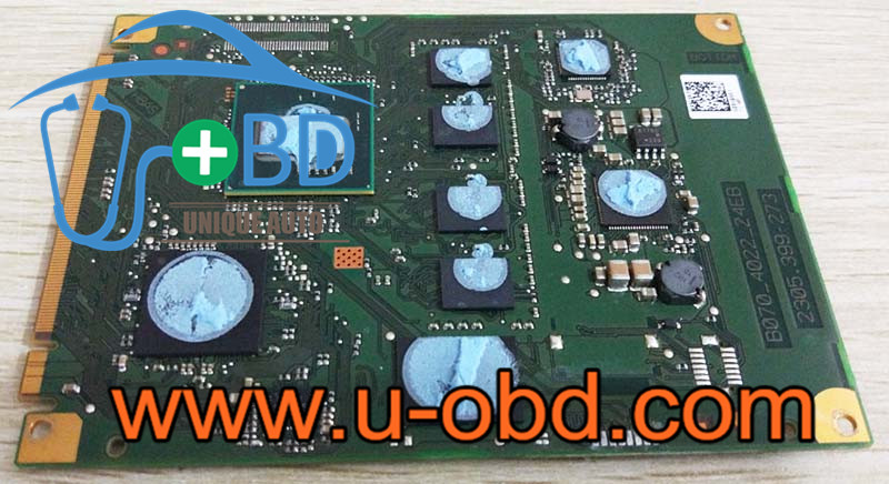 BMW NBT audio host repair tools
