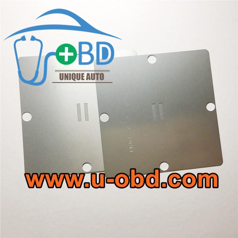 D9FFC AUDI J794 head unit BGA memory chip Reballing stencil