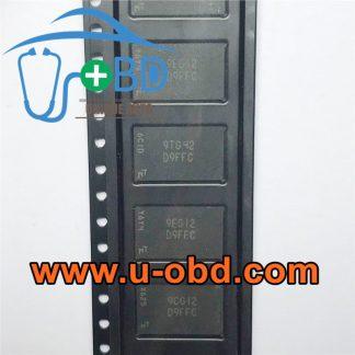 D9FFC AUDI J794 module vulnerable BGA memory chip