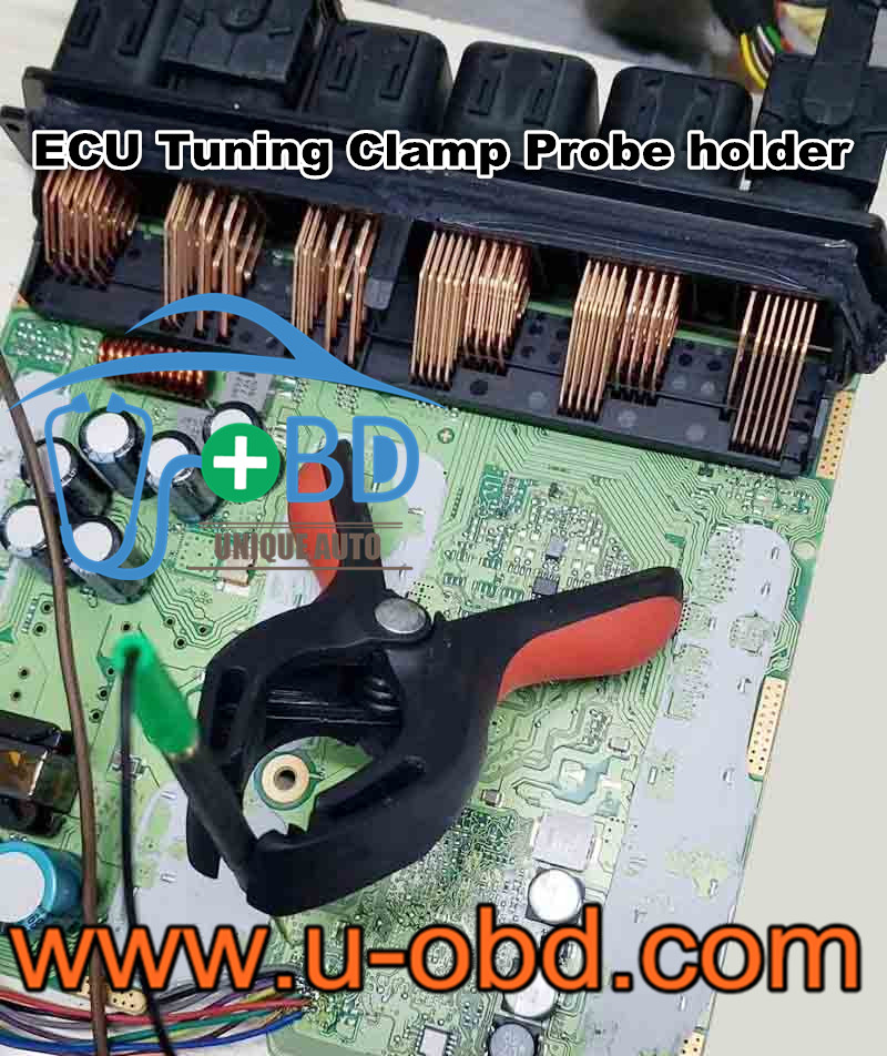 ECU Tuning clamp Probe holder programming clip