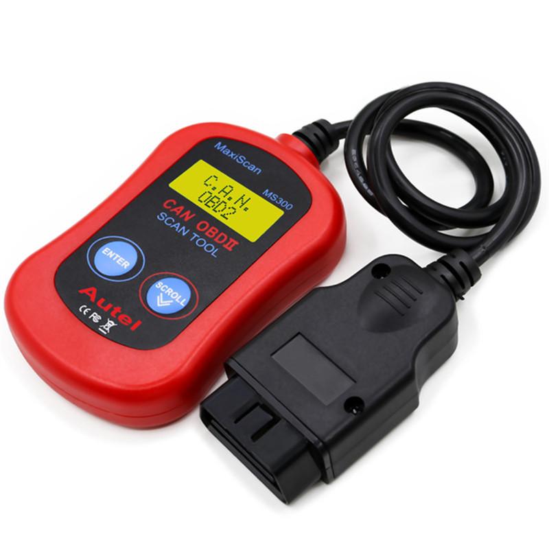 MS300 OBD2 Auto Scanner Diagnostic Tool