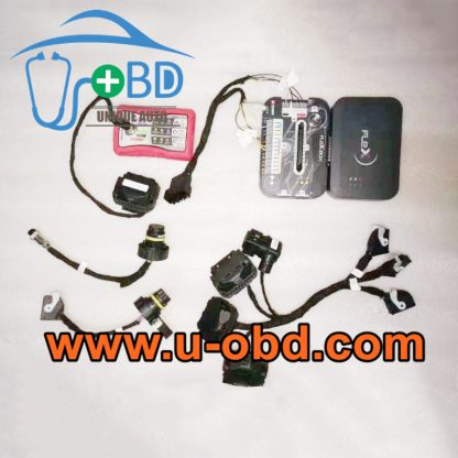 Magicmotorspot FLEX X17 BMW dedicated DME EGS Transmission TCU programming cable set