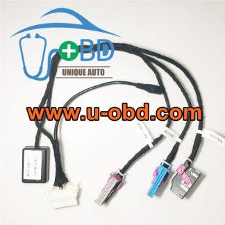 PORSCHE LCD cluster AUDI A8 TOUAREG cluster test harness