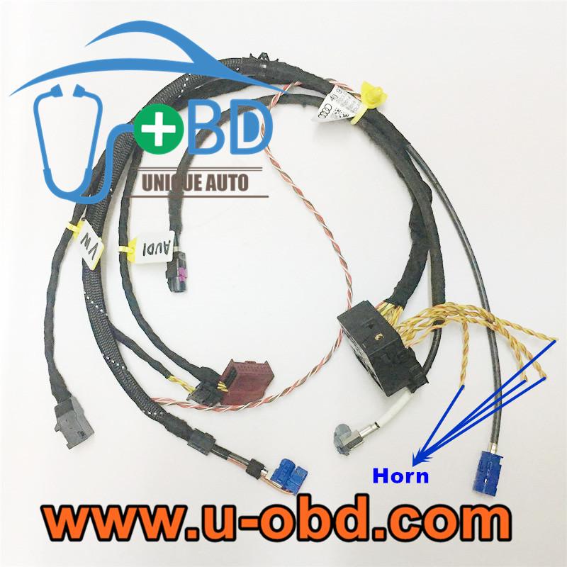 VOLKSWAGEN AUDI Head unit MiB test harness