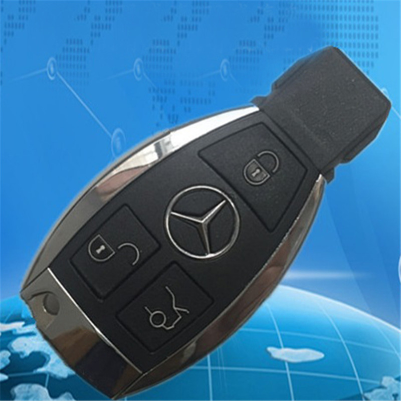 Mercedes-Benz BGA key