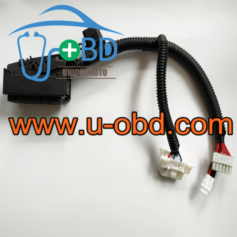 BOSCH EDC17 Test diagnose harness