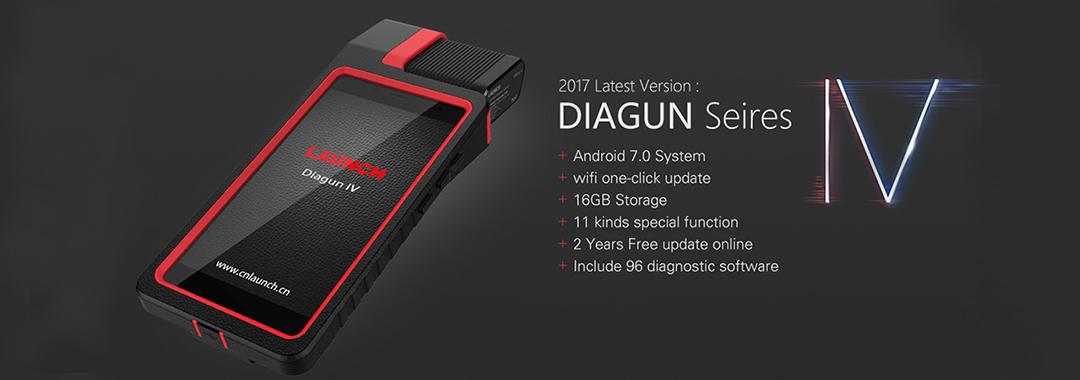 Launch X431 Diagun