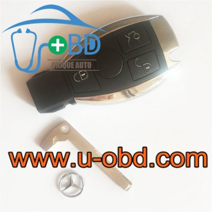 Mercedes Benz BGA keys