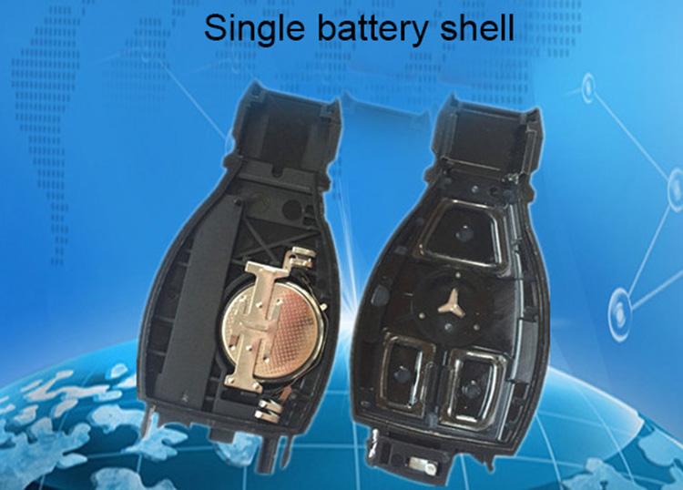 Mercedes-Benz BGA smart key shell