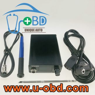 Portable soldering station smart soldering iron