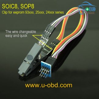SOIC8, SOP8 Adapter