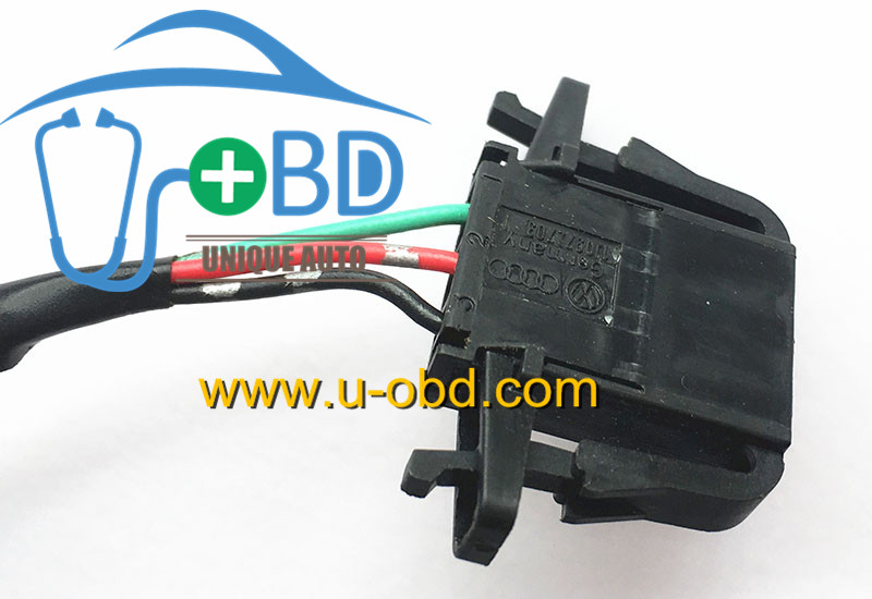 AUDI gateway plug