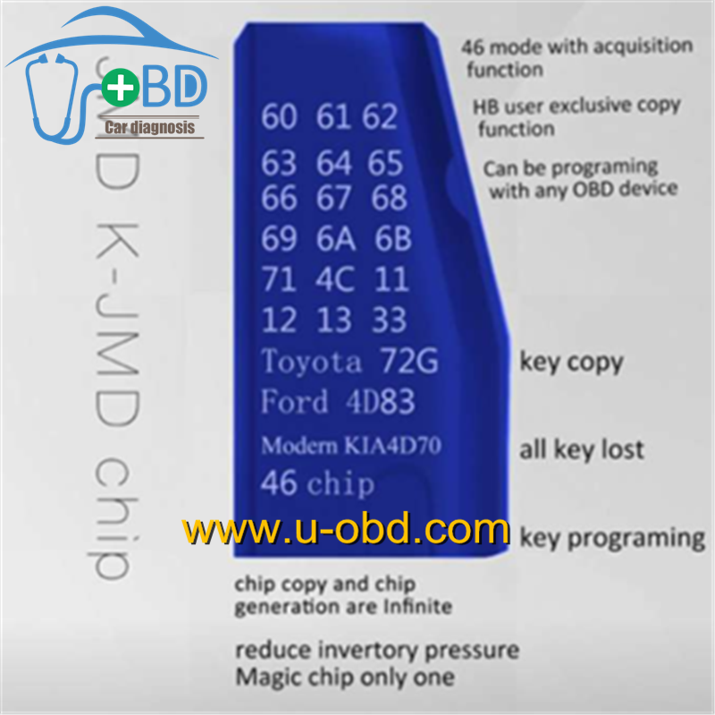 JMD handybaby transponder