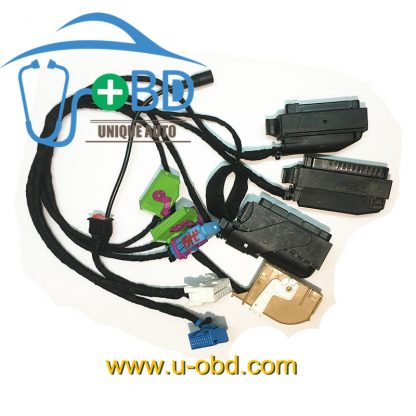 Volkswagen 35xx test platform key adaption cables