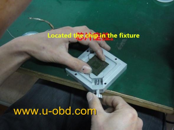 bga reballing Platform
