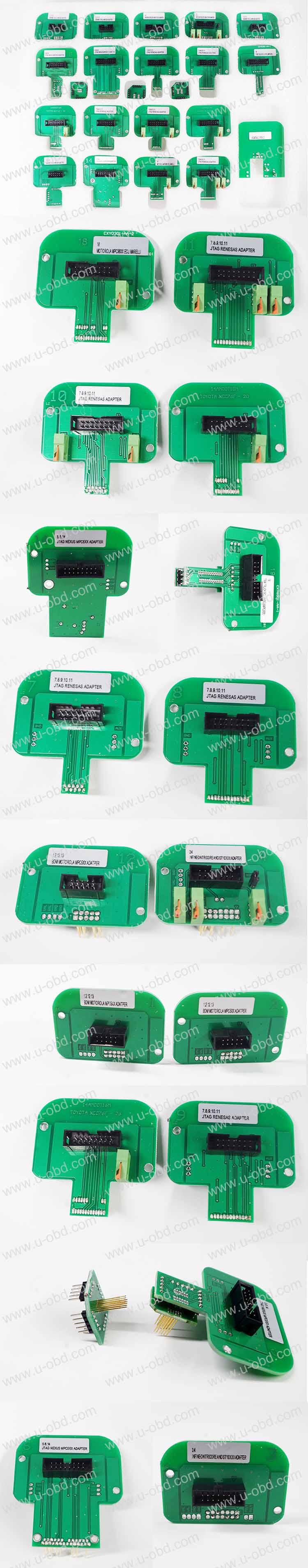 KTAG KESS KTM Dimsport BDM Probe Adapters