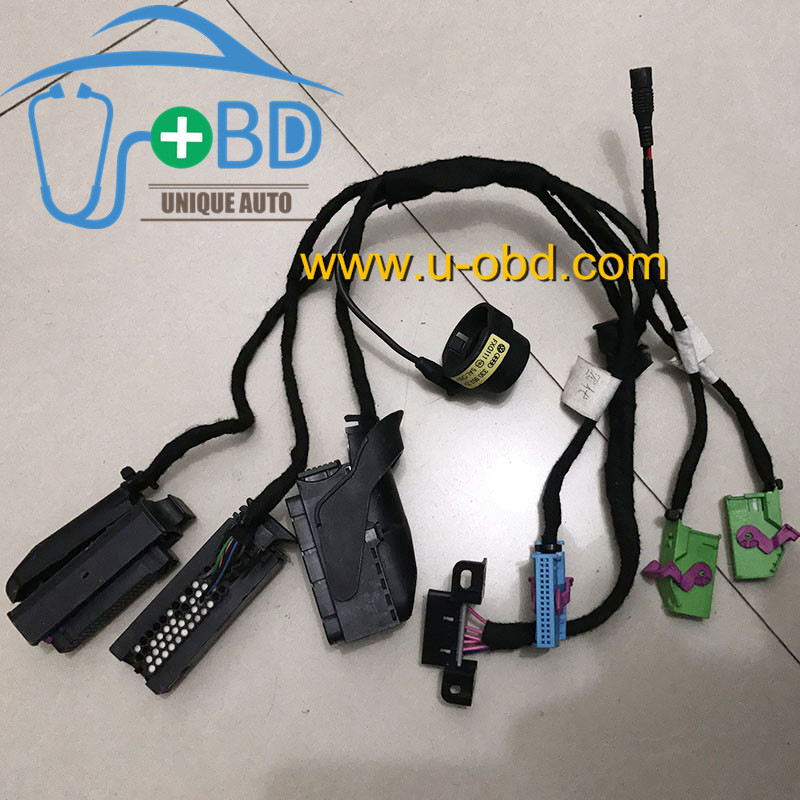 Volkswagen 35xx Test Platform Vw Ecu Adapting Key Making Platform