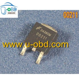 00211 Commonly used ignition driver transistor chips for automotive ECU
