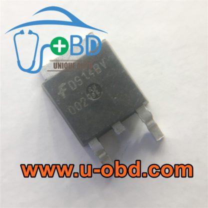 00211 Car ECU Vulnerable ignition transistors