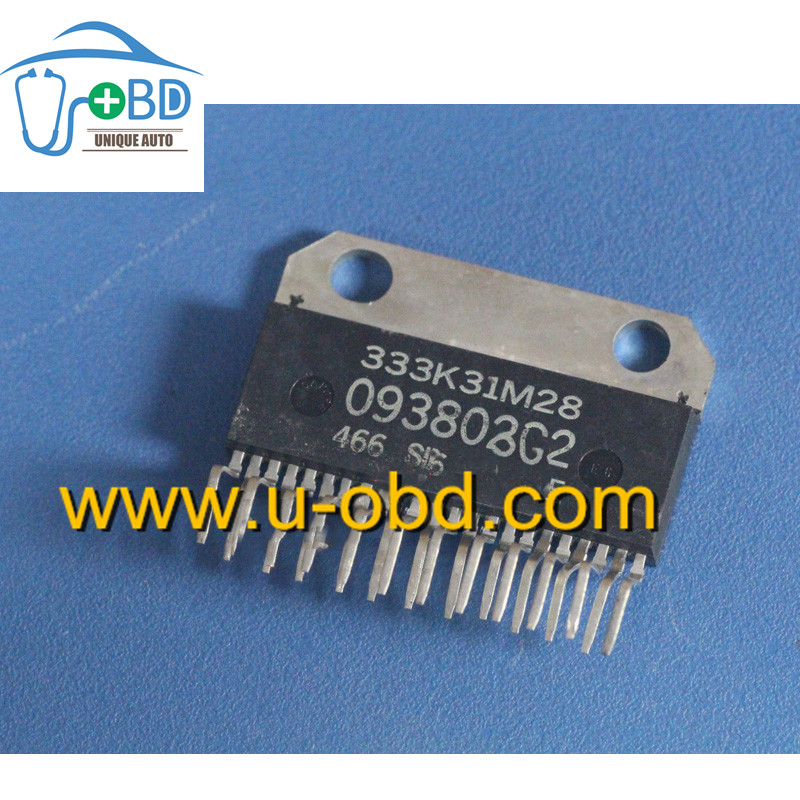 09380232 Commonly used fuel injection driver chip for Delphi ECU