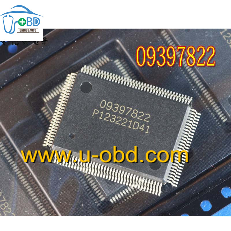 09397822 Commonly used ignition driver chip For Delphi ECU