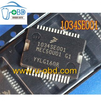 1034SE001 MEC50U01 Commonly used fuel injection driver chips for Ford ECU