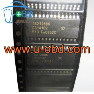16212886 Commonly used Vulnerable DELPHI ignition driver chip