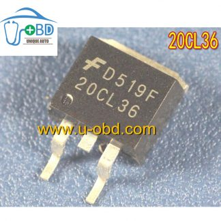 20CL36 Commonly used Ignition driver transistor chips for KIA ECU