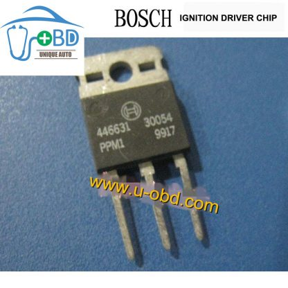30054 Commonly used ignition transistors for BMW DME