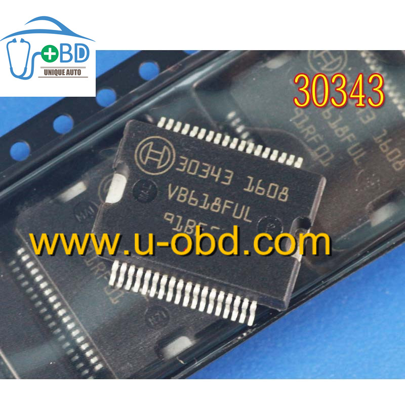 30343 Commonly used power driver chip for Bosch M727 ME7.5