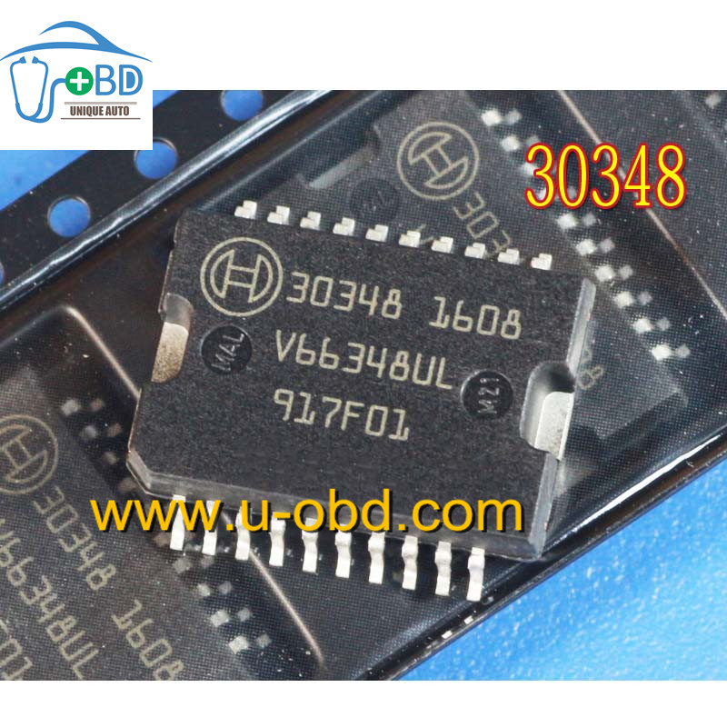 30348 Commonly used idle throttle driver chip for BOSCH ECU