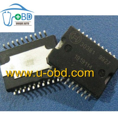 30381 Commonly used fuel injection driver chip for BOSCH ME7.5 ECU