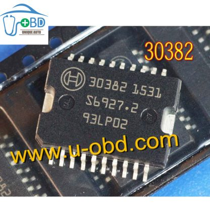30382 Commonly used fuel injection driver chips for BOSCH ECU