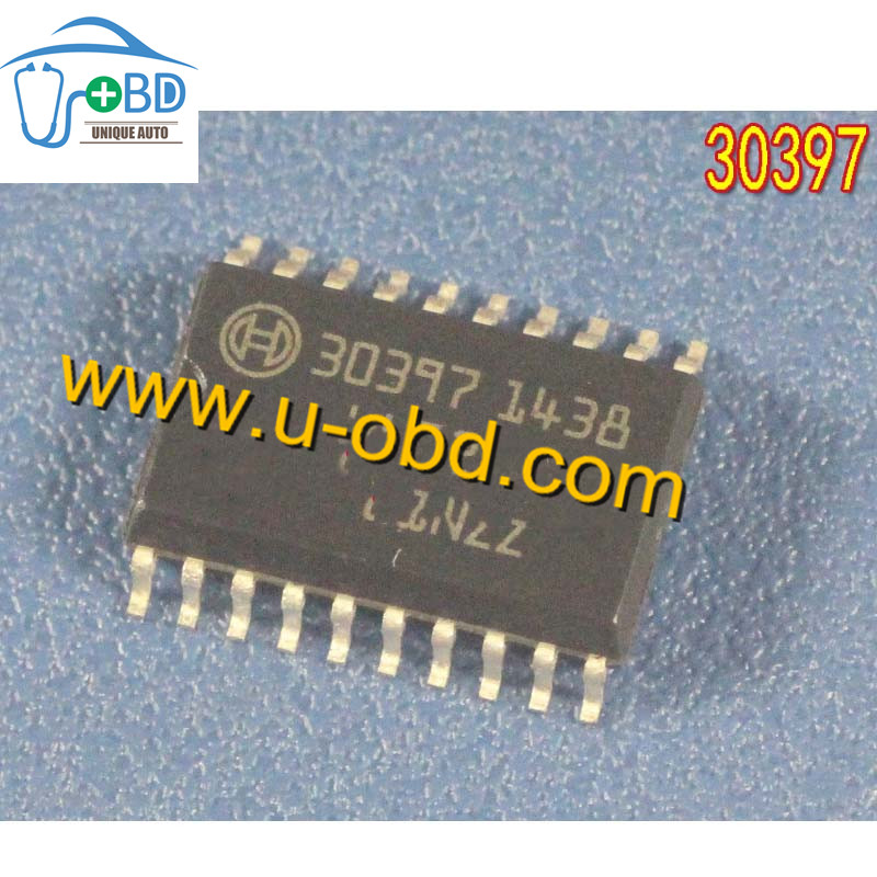 30397 Commonly used ignition driver chip for BOSCH ME7.5 volkswagen ECU