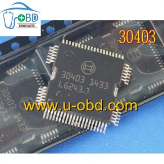 30403 Commonly used fuel injection driver chip for volkswagen peugeot ECU