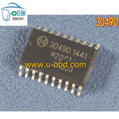 30490 Commonly used ignition driver chips for automotive ECU
