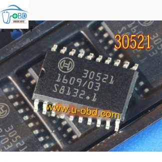 30521 Commonly used vulnerable ignition driver chip for ME9.7 Benz 272/273 ECU