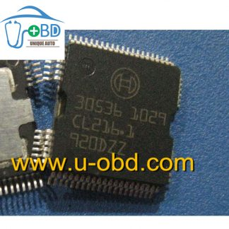 30536 Commonly used fuel injection driver chip for Volkswagen Bosch ECU