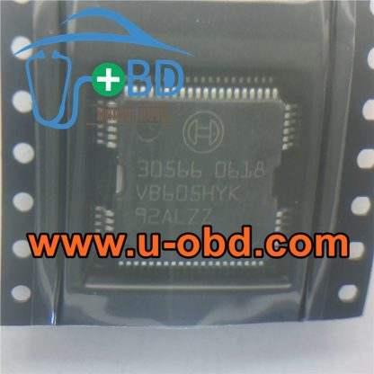 30566 BOSCH ECU Vulnerable chips