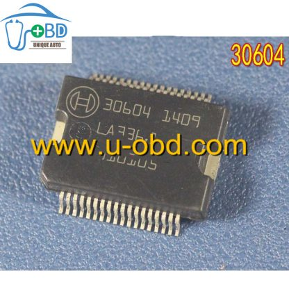 30604 Commonly used power driver chip for BOSCH ECU