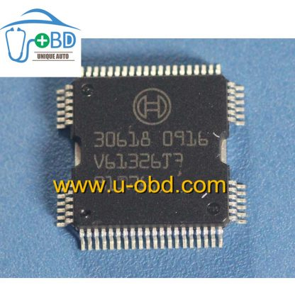 30618 Commonly used fuel injection driver chip for BOSCH ECU