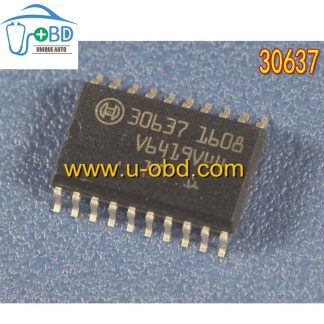 30637 Commonly used ignition driver chips for volkswagen ECU