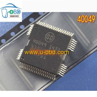 40049 Commonly used ignition and fuel injection driver chip for SUZUKI ECU